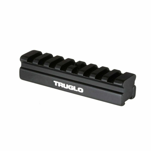 "TruGlo 3/8"" to Picatinney Mounting Adapter"
