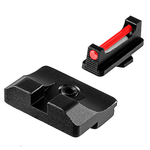 TruGlo Fiber-Optic PRO Competition Sight Set For Glock 20 21 25 28 29 30 31 32 37 40 41