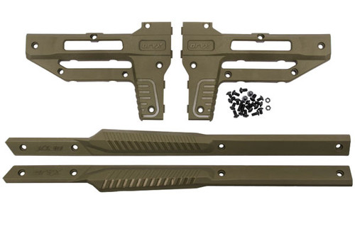 Oryx Chassis Side Panel Kit - OD Green