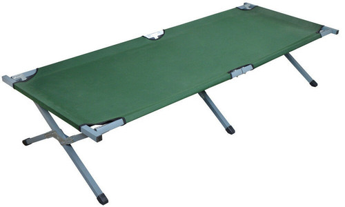 Deluxe Folding Camping Cot