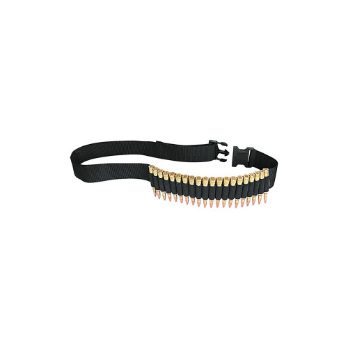 Allen Rifle Cartridge Belt - Black