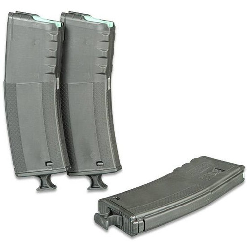 3 PACK - Troy 30-round BattleMag .223/5.56mm (Pinned to 5) - Black