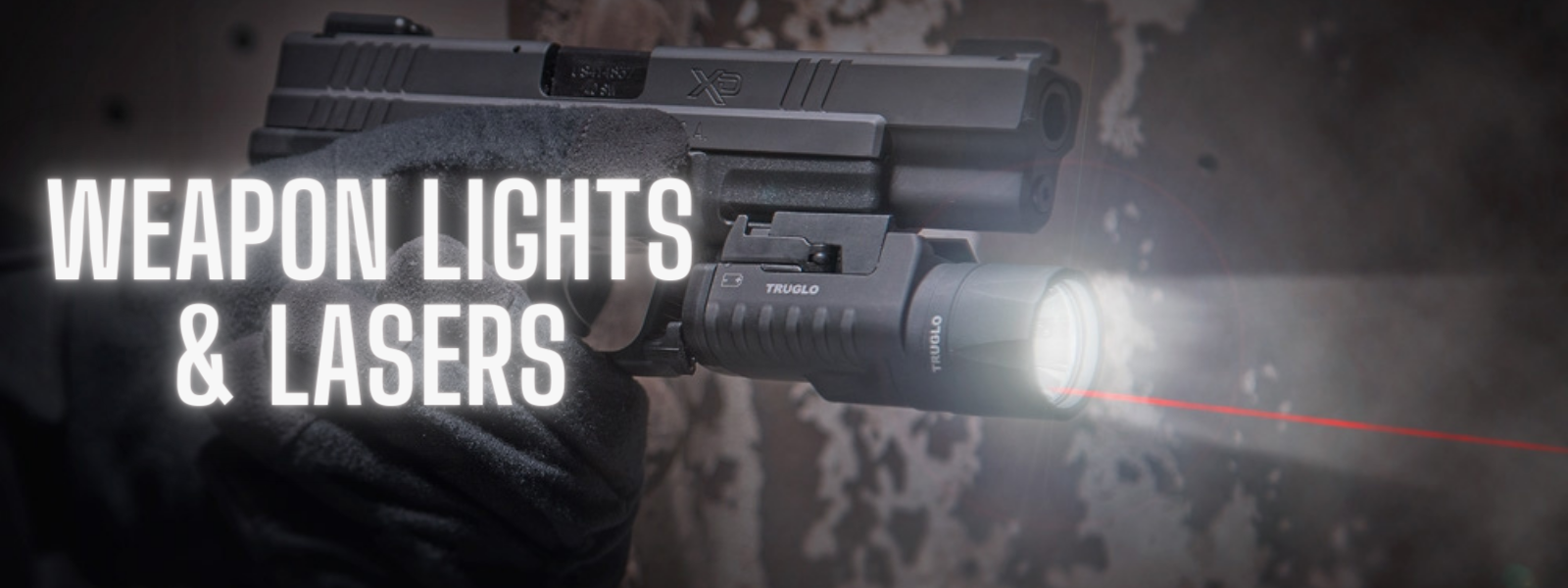 weapon lights and lasers Canada