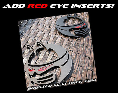 Red Eye Inserts