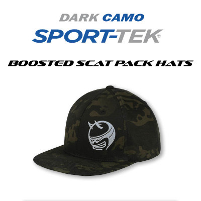 Dark Camo Scat Pack Hat