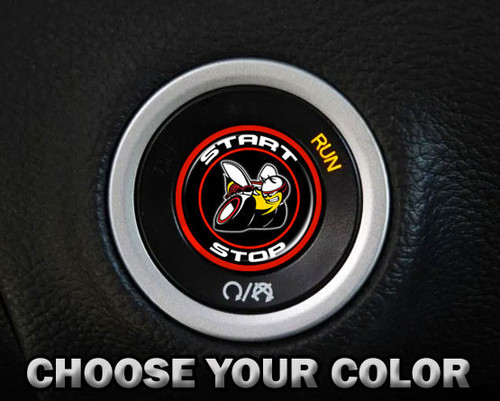 Start Stop Button for your Challenger or Charger Scat Pack