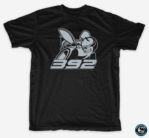 392 Distressed Scat Pack Bee Shirt