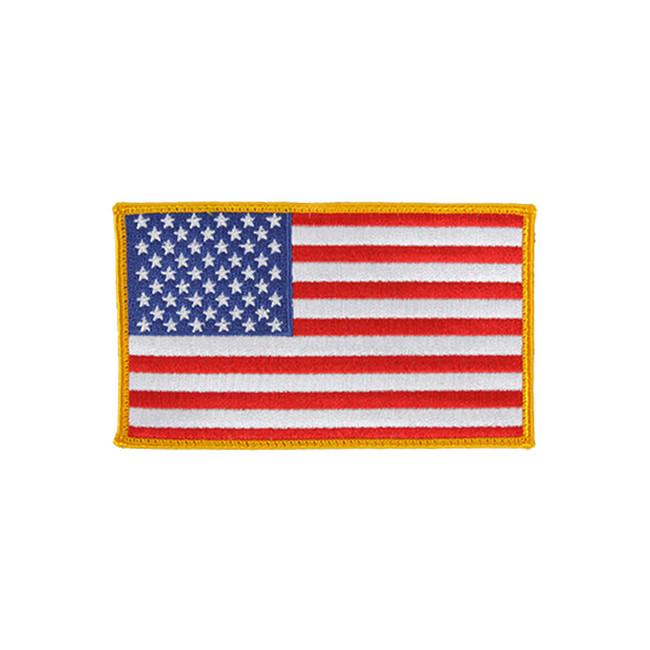 Jumbo United States Flag Patch