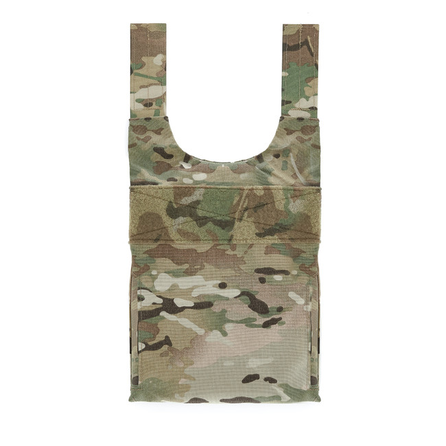 LV-119 Rear Covert Plate Bag