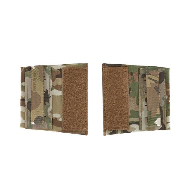 Side Armor Bag Caps