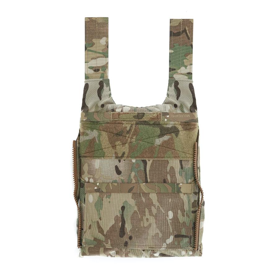 LV-119 Rear Overt Plate Bag