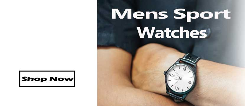 Mens Sport Watches