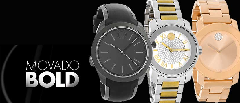 Movado Bold Watches
