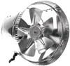"DiversiTech 625-AF14"" Round Inline Duct Booster Fan"