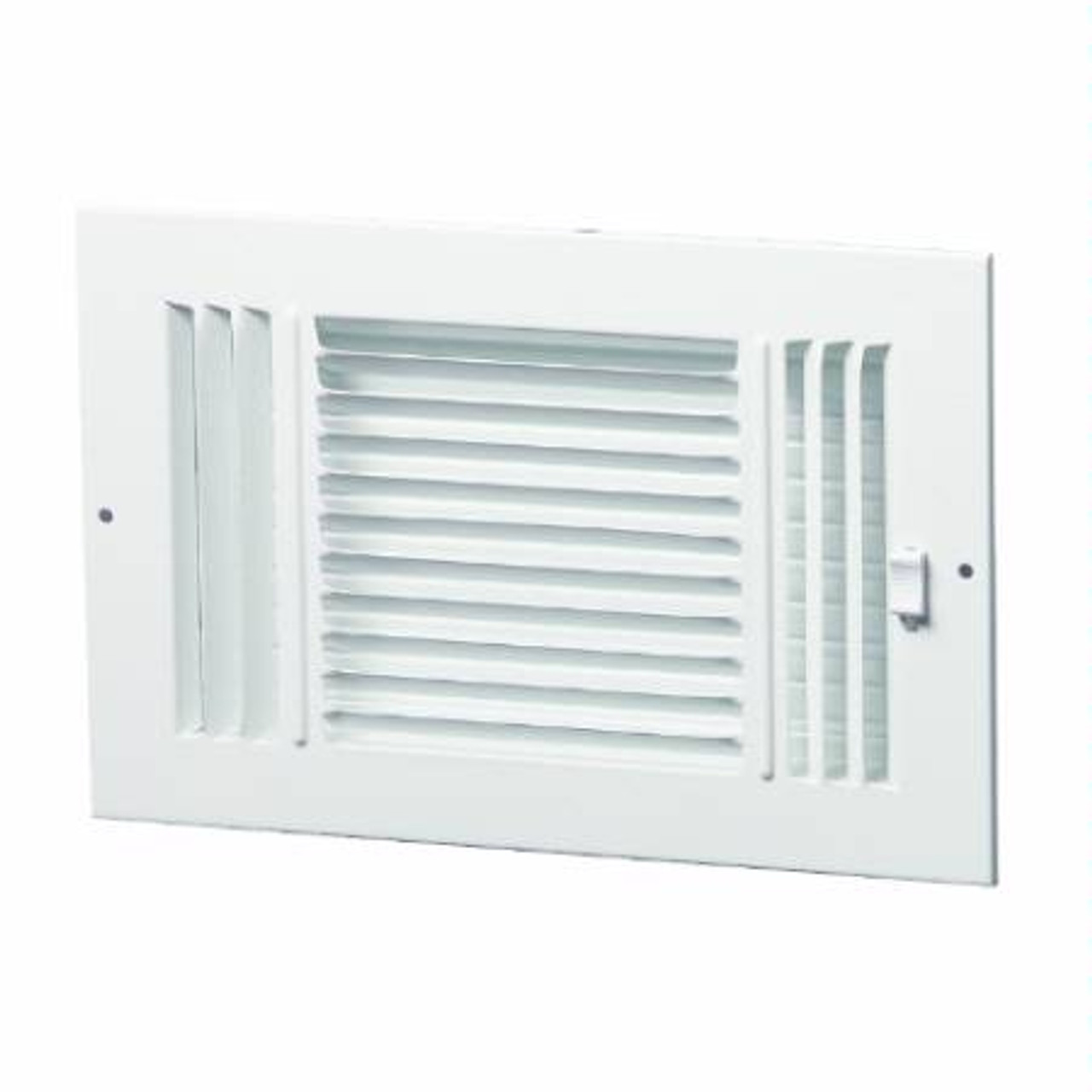 8x6 Pro Select Hvac Vent Stamped Face 3 Way Grille Diffuser