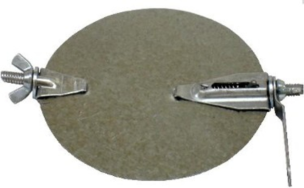 "6"" Damper Disc with hardware"