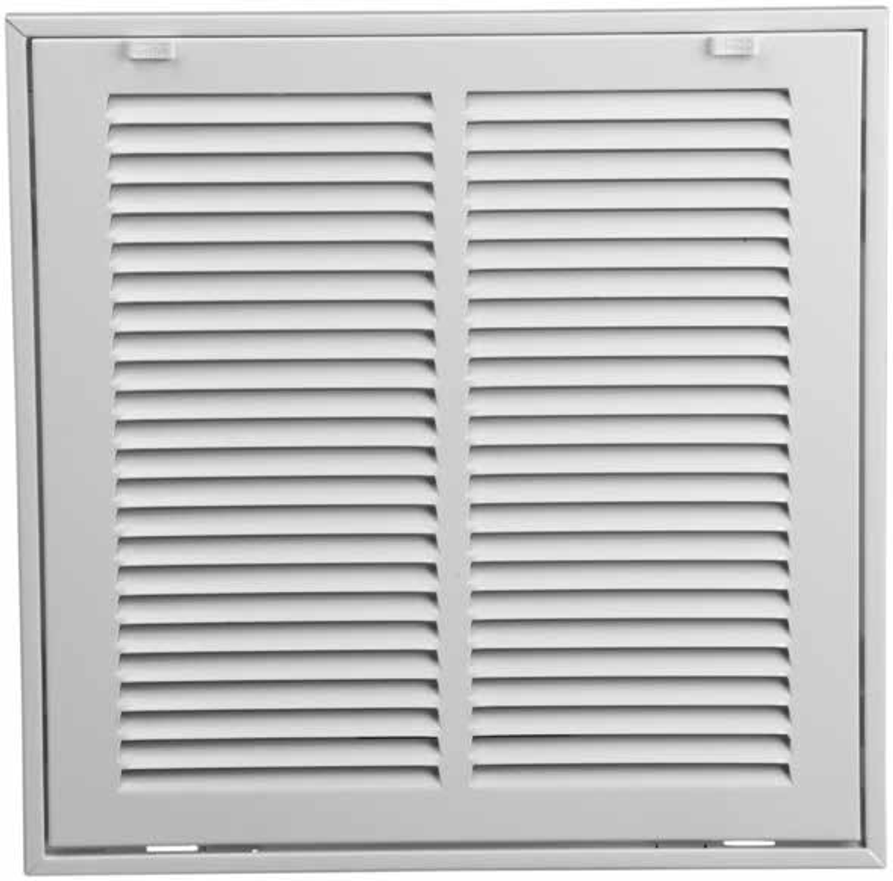 10x10 Return Air Filter Grille Stamped Steel Face