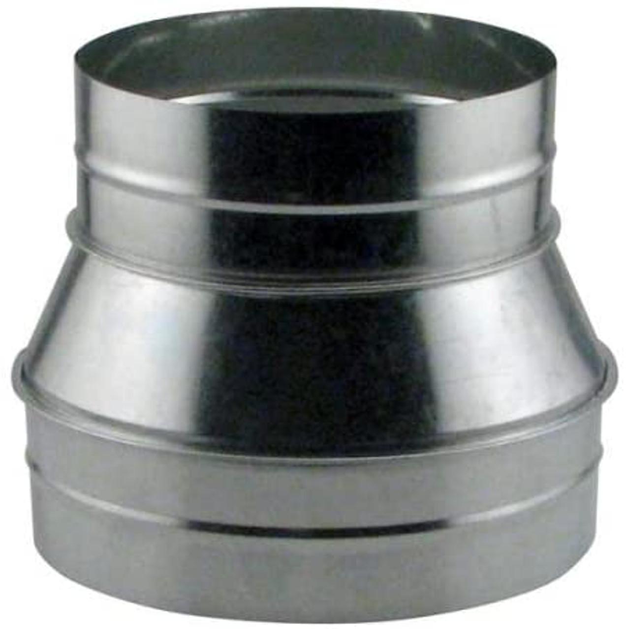 10x8 flex duct reducer