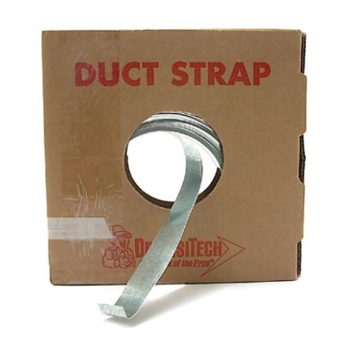 26 Gauge Galvanized Steel Sheet Metal Duct Hanger Strap