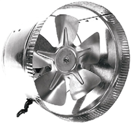 Diversitech 625-af6 8 U0026quot  Round Duct Fan