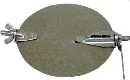 """4"""" Damper Disc with hardware"""