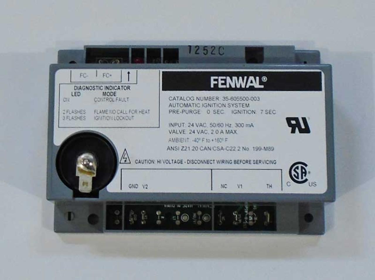 fenwal ignition module wiring diagram fmi gas fireplace fenwal ignition control module 14384  fenwal ignition control module