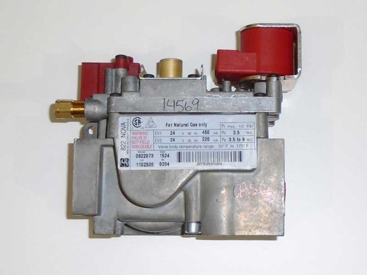 Fmi Gas Fireplace Electronic Sit Gas Valve Ng 14569