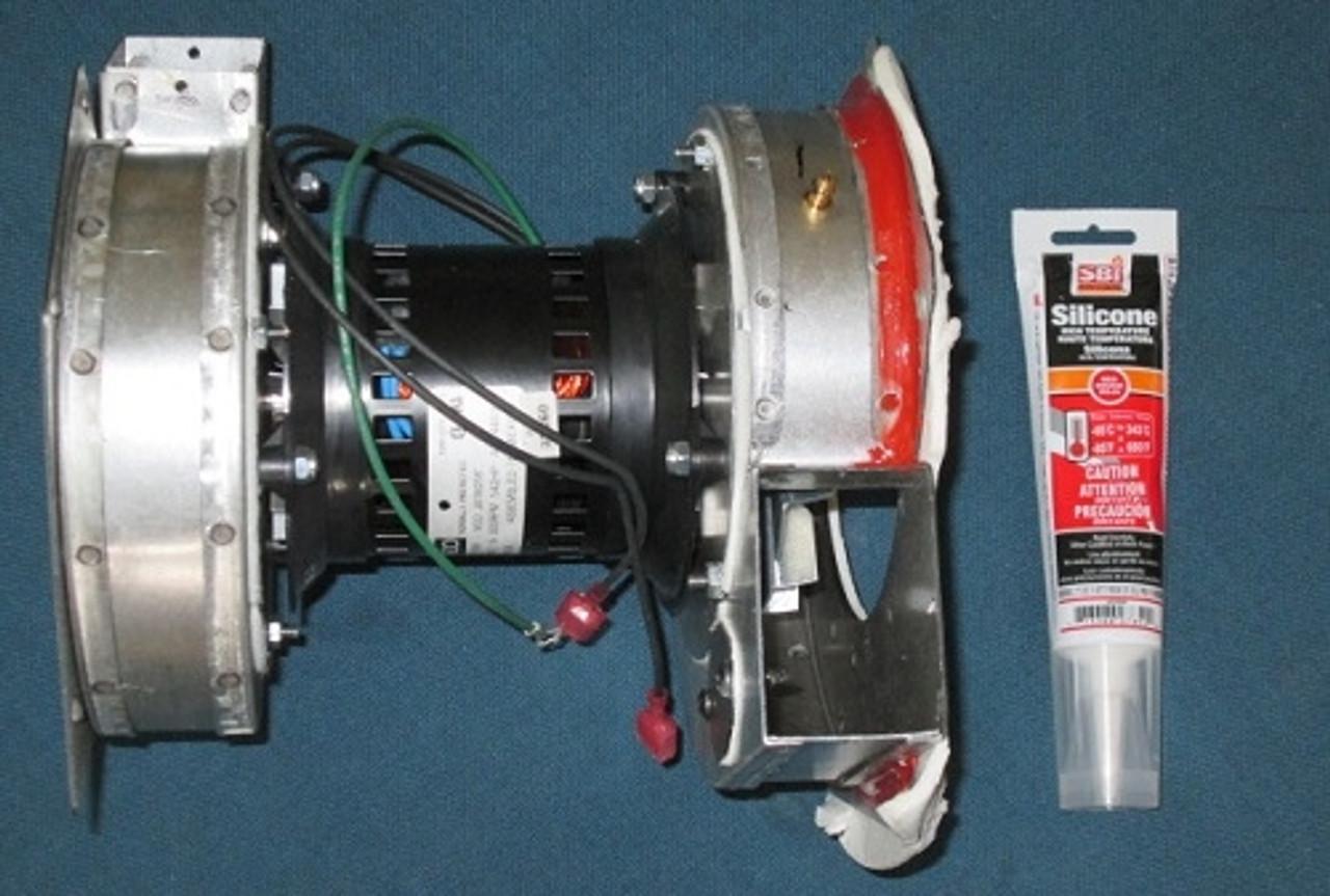 Osburn SE44039 Combex Exhaust Blower OEM