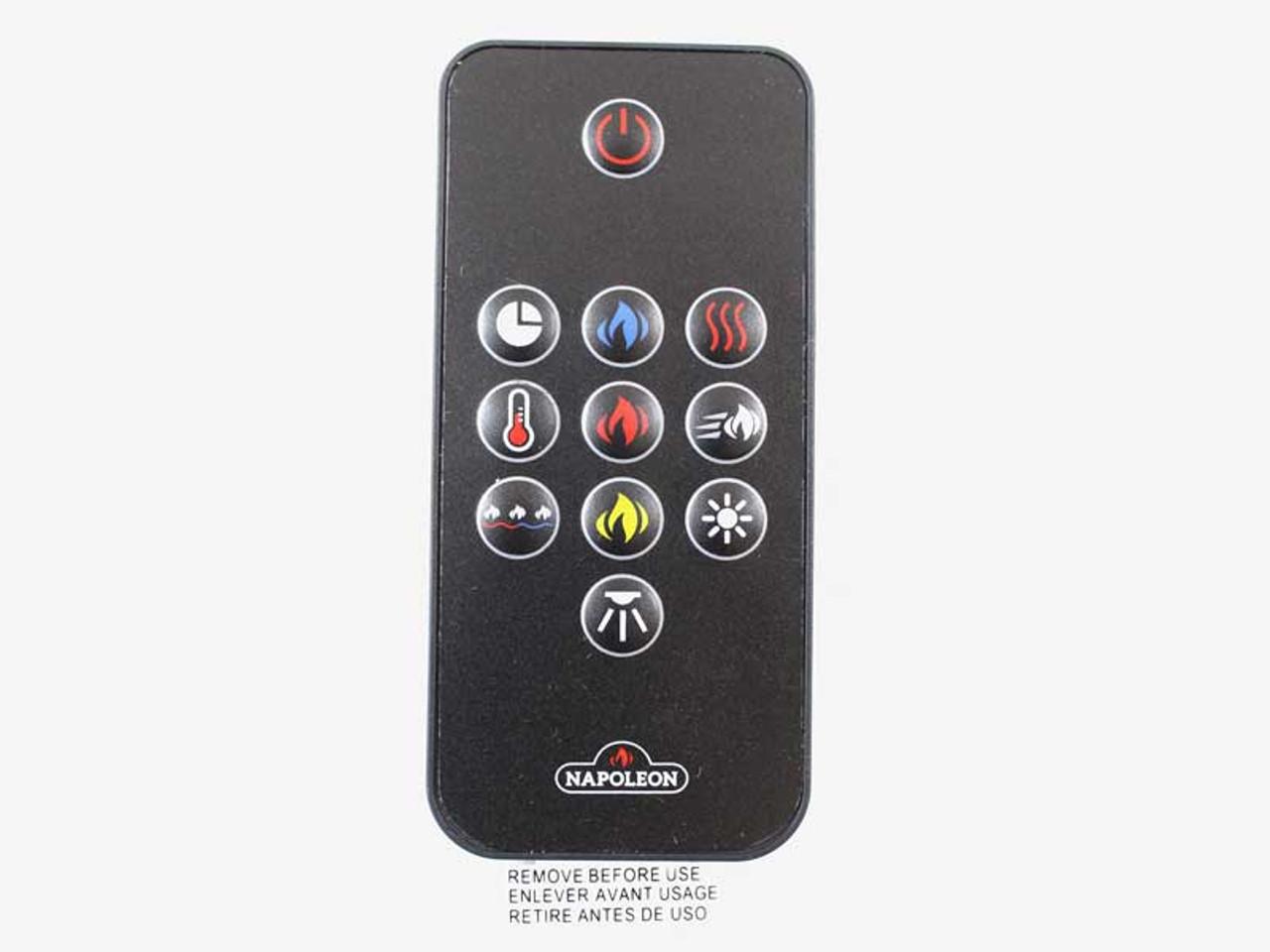 Napoleon Alluravision Deep Depth Series Remote Control W660 0210 Ser