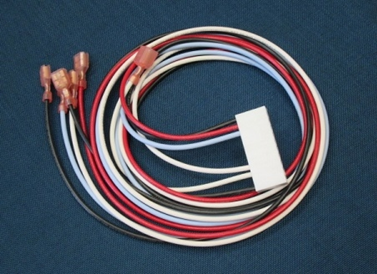 replacement invincible insert wire harness 3 20 00908 rh stove parts unlimited com