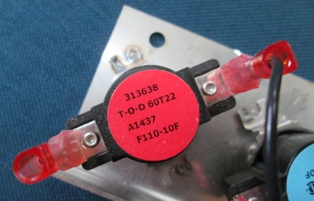 3-speed Thermostat For Buck 3-speed Blowers