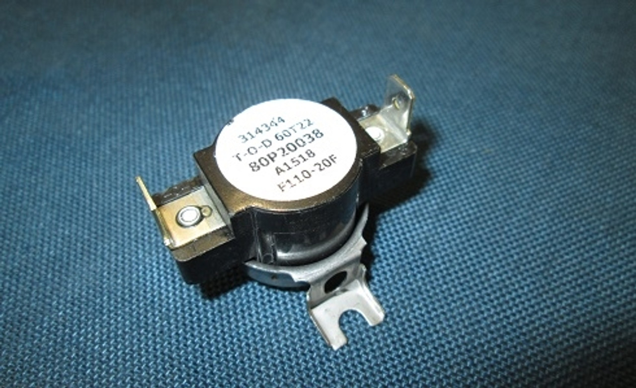 St Instructions Croix 80P20038-R CERAMIC Proof of Fire Limit Switch FREE Ship