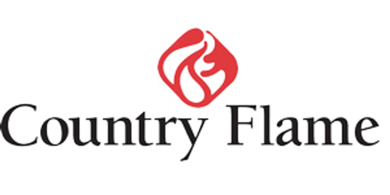 Country Flame Wood Parts
