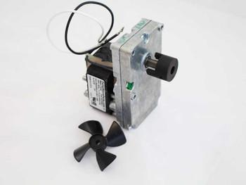 TP40  Auger Feed Motor Traeger Homewarmer Minuteman MP40 15070-6 RPM CW