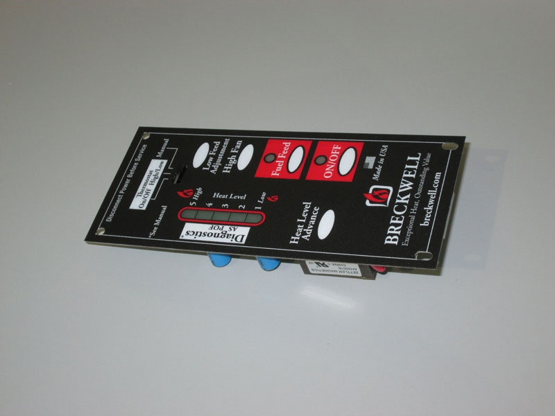 Breckwell Digital 4rpm Control Panel Free Shipping A E 301