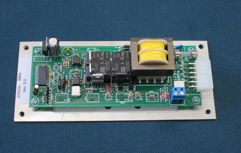 Kozi Mx2 Digital Control Board For Pellet Stoves Cbdkz001