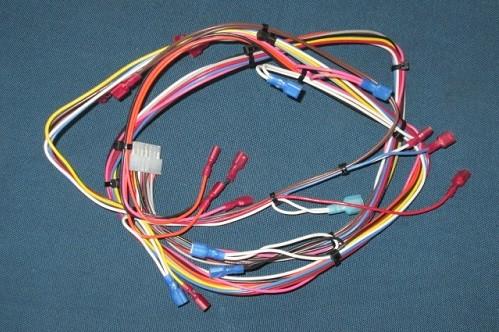 kozi digital control wiring harness for pellet stoves wirhdc01 Pellet Stove Bracket kozi digital control wiring harness (wirhdc01)