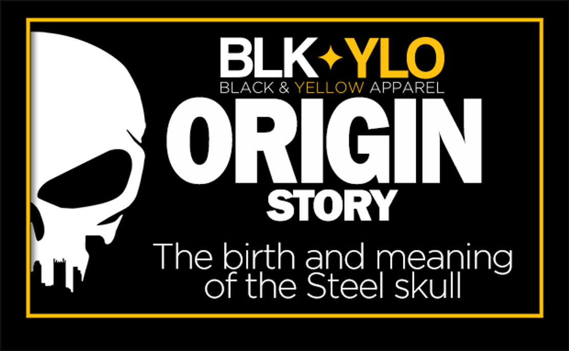 The origin story of BLKYLO and the birth of the Steel Skull