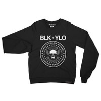 BLKYLO Punk Seal Women's Sweatshirt