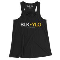 BLKYLO  Women's flowy tank
