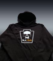 Official Skyline Skull Hooded sweatshirt