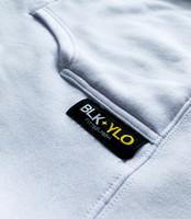 Skyline Skull Pullover hoodie (Polar White)