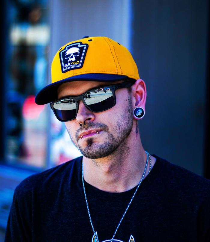 Keystone A-Flex Hat (Yellow)