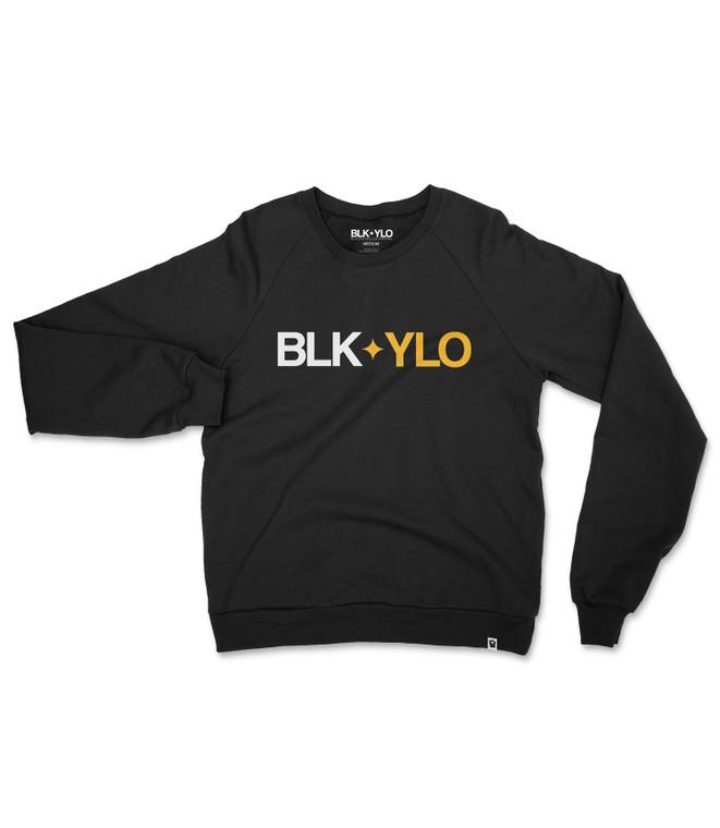 BLKYLO crewneck sweatshirt