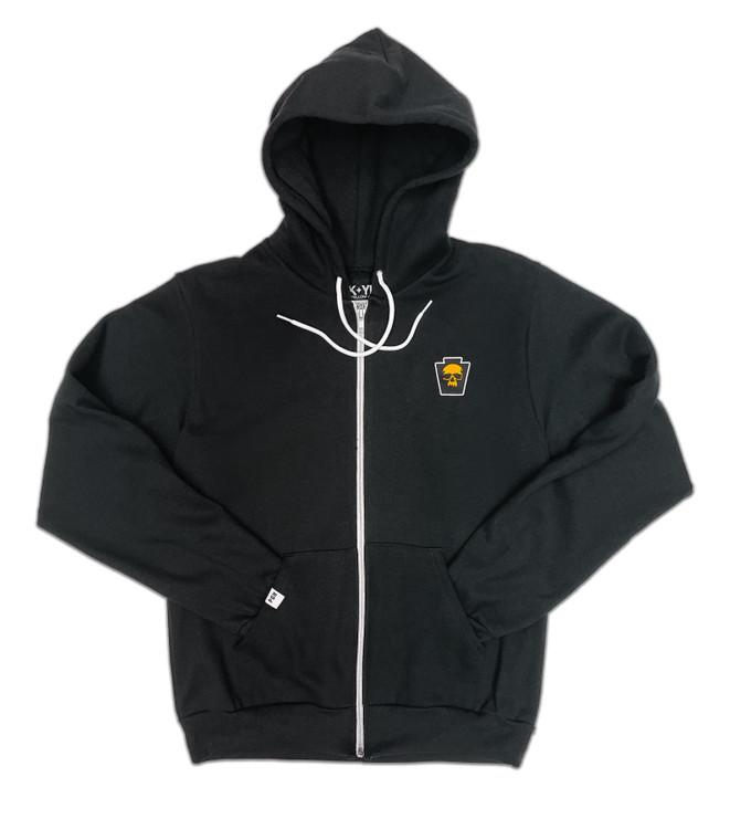 Low Key Zip Up hoodie