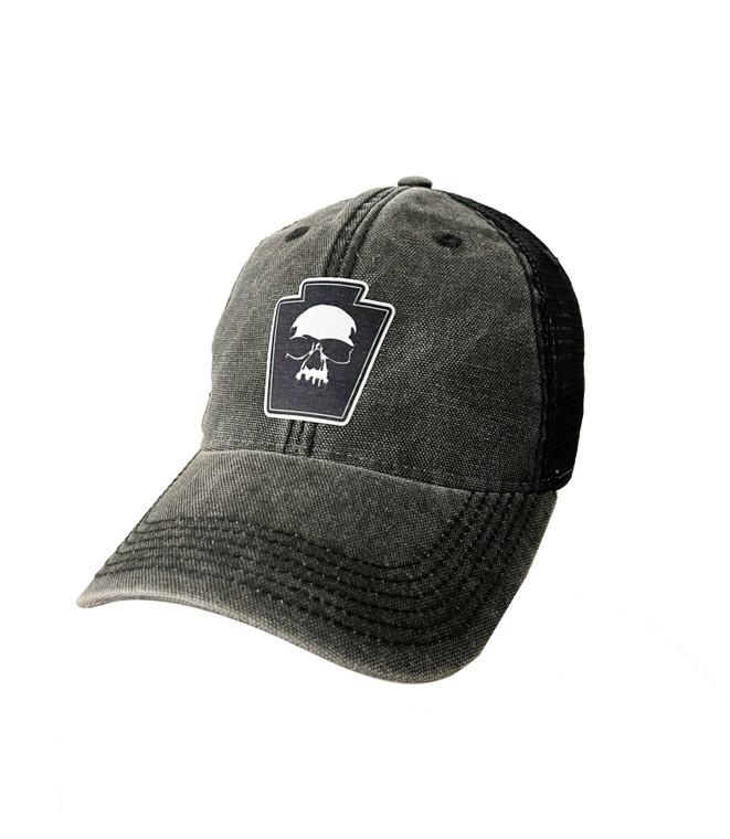 Dashboard snapback cap