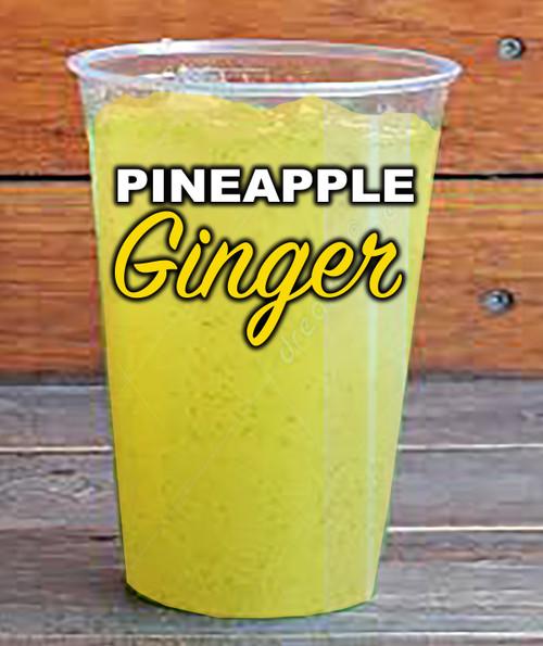 Pineapple ginger