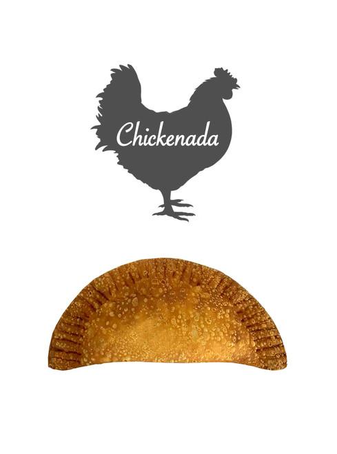 Seasoned chicken filling