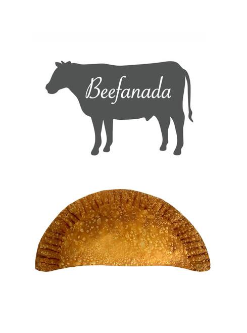 Seasoned beef filling