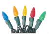 EIKO LEDC6-70M - Multi Color LED String Lights